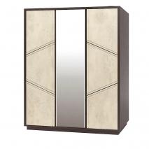 Шкаф для одежды 3Д Нирвана