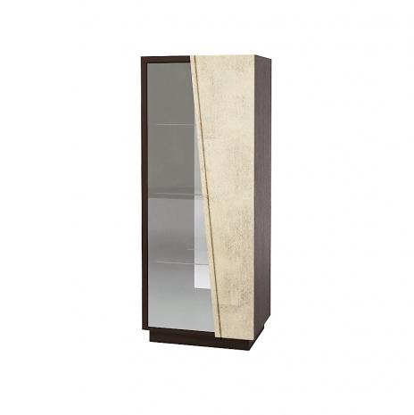 шкаф с витриной П Нирвана