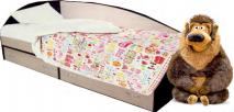 Кровать двухъярусная «Крепыш 03»