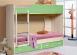 Кровать двухъярусная «Крепыш 01»0