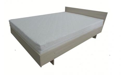 Кровать КР-017 с заглушкой