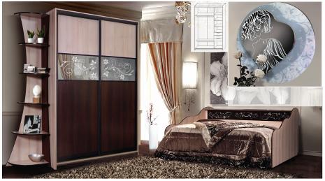 Спальня Магия 2
