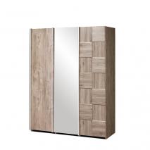 Шкаф для одежды 3Д Риксос