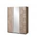 Шкаф для одежды 3Д Риксос0
