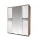 Шкаф для одежды 4Д Кристал0