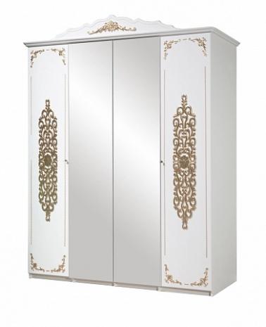 Шкаф для одежды 4Д Искушение