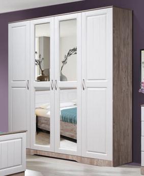Шкаф для одежды 4Д Марсела