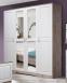 Шкаф для одежды 4Д Марсела 0