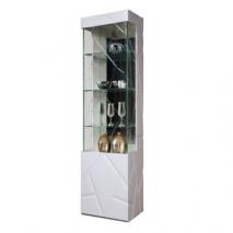 Шкаф с витриной П Кензо